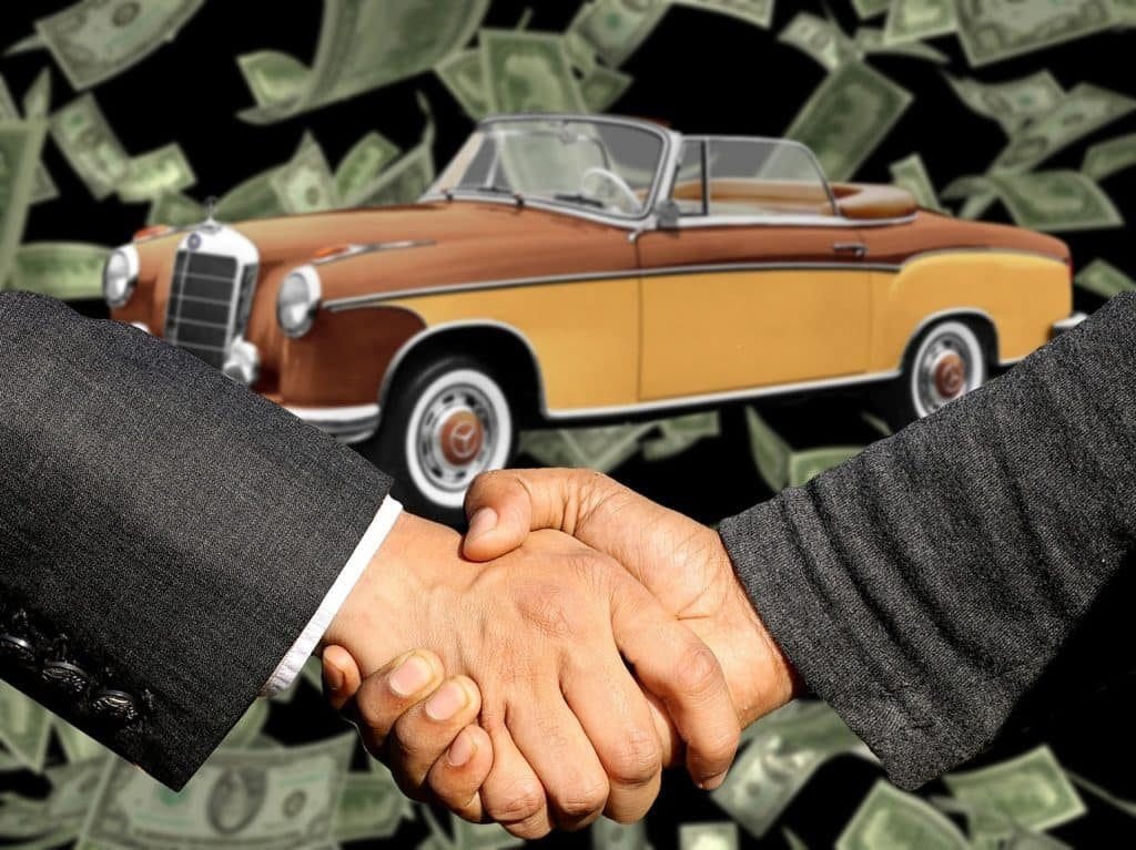 When Selling A Car